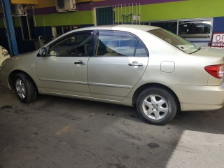 2005 Toyota Altis for sale in Jamaica