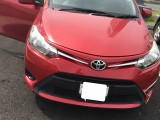 '14 Toyota Yaris for sale in Jamaica