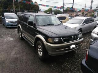 1998 Mitsubishi Montero Sport for sale in Kingston / St. Andrew, Jamaica
