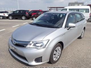 2014 Toyota FielderHybrid for sale in Kingston / St. Andrew, Jamaica