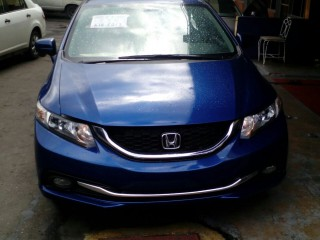 '15 Honda Civic for sale in Jamaica
