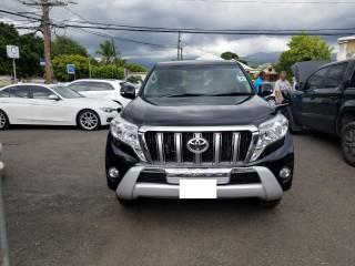 '15 Toyota PRADO TX for sale in Jamaica