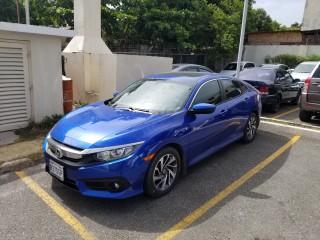 '16 Honda Civic for sale in Jamaica