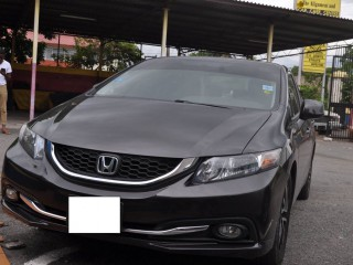 '13 Honda Cvic for sale in Jamaica