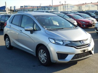 '14 Honda Fit GF for sale in Jamaica