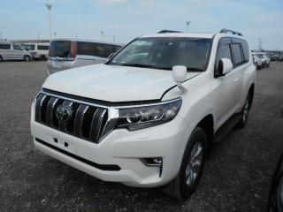 '18 Toyota PRADO for sale in Jamaica