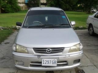 '02 Mazda Demio for sale in Jamaica