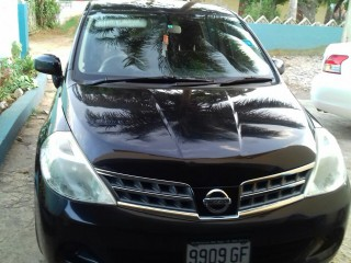 2010 Nissan Tiida for sale in Manchester, Jamaica