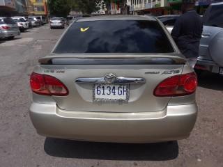 2004 Toyota Corolla Altis for sale in Manchester, Jamaica