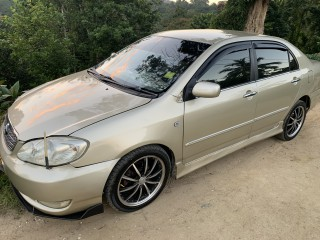 2005 Toyota Altis for sale in St. Mary, Jamaica