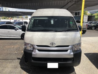 2019 Toyota HIACE COMMUTER for sale in Kingston / St. Andrew, Jamaica