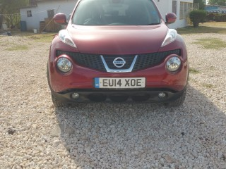 '14 Nissan Juke for sale in Jamaica
