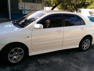 '05 Toyota Corolla for sale in Jamaica
