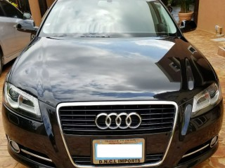 '13 Audi A3 for sale in Jamaica