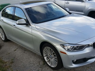 '15 BMW 328I for sale in Jamaica