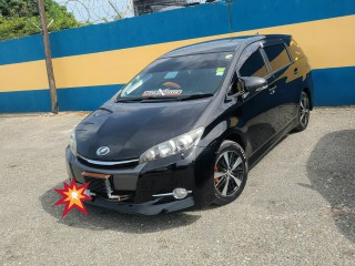 2012 Toyota Wish for sale in St. Catherine, Jamaica