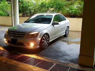 '10 Mercedes Benz C300 for sale in Jamaica