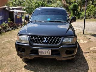 2002 Mitsubishi Montero Sport for sale in Jamaica