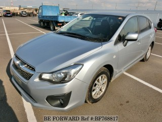 '14 Subaru Impreza for sale in Jamaica