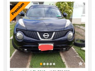 2012 Nissan Juke for sale in St. Catherine, Jamaica