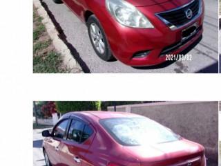 2013 Nissan Versa for sale in Kingston / St. Andrew, Jamaica