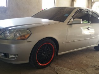 '02 Toyota Mark for sale in Jamaica
