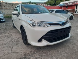2015 Toyota Axio for sale in Kingston / St. Andrew, Jamaica