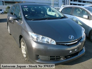 '15 Toyota Wish for sale in Jamaica