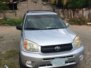 2004 Toyota Rav4 LHD for sale in Kingston / St. Andrew, Jamaica