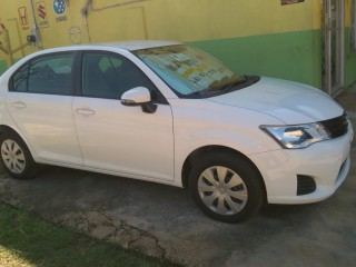 2012 Toyota Axio for sale in Jamaica