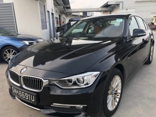 2014 BMW 316 for sale in Kingston / St. Andrew, Jamaica