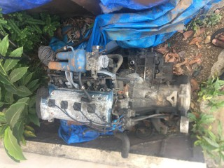 1995 Toyota 4E Engine and Transmission for sale in Kingston / St. Andrew,