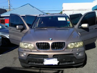 '05 BMW X5 for sale in Jamaica
