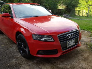 '12 Audi A4 for sale in Jamaica