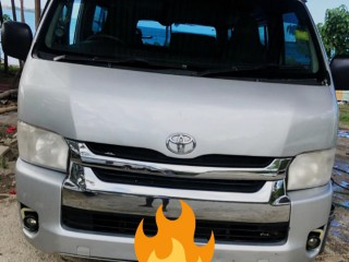 2008 Toyota Hiace Toyota jamaica for sale in Hanover, Jamaica