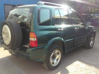 '02 Suzuki Vitara for sale in Jamaica