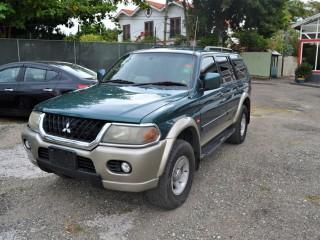 2004 Mitsubishi Montero sport for sale in Kingston / St. Andrew, Jamaica