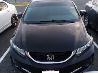 '14 Honda Civic EX for sale in Jamaica