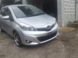 '12 Toyota Vitz for sale in Jamaica