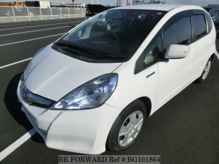 2013 Honda Fit Hybrid for sale in Kingston / St. Andrew, Jamaica