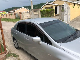 '08 Nissan Tiida for sale in Jamaica