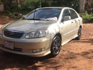 '06 Toyota altis for sale in Jamaica
