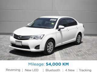2013 Toyota Axio for sale in Kingston / St. Andrew, Jamaica