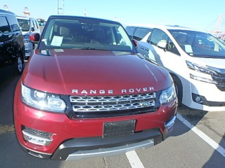 2015 Land Rover Range Rover Sport HSE for sale in Jamaica