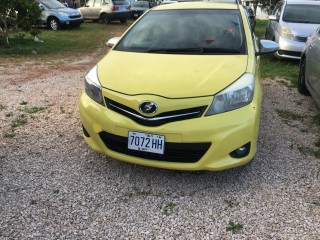 2012 Toyota Vitz Jewella for sale in Manchester, Jamaica