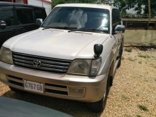 2002 Toyota Prado for sale in Manchester, Jamaica