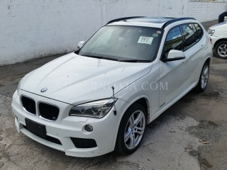 '13 BMW X1 for sale in Jamaica