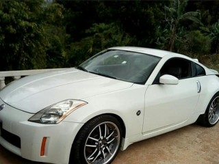 '05 Nissan 350Z for sale in Jamaica