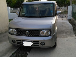 '08 Nissan Cube for sale in Jamaica