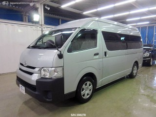 2014 Toyota HIACE for sale in Outside Jamaica, Jamaica